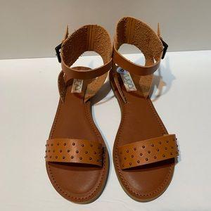 Sugar brown sandals